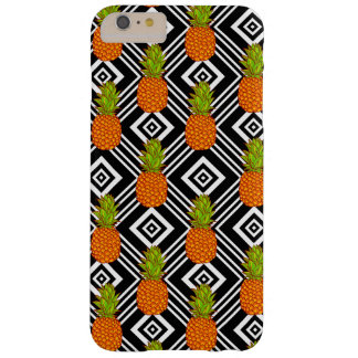 Geometric Pineapples Barely There iPhone 6 Plus Case