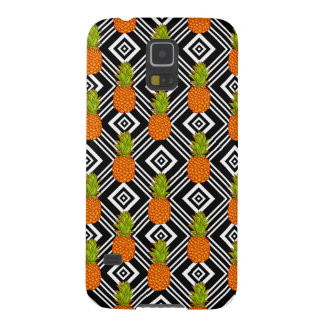 Geometric Pineapples Galaxy S5 Cases