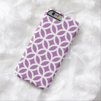 Geometric Radiant Orchid iPhone 6 case Barely There iPhone 6 Case