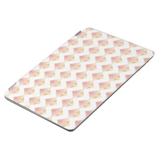 Geometric Rosy Pattern iPad Smart Cover iPad Air Cover