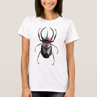 Geometric Scarab T-Shirt