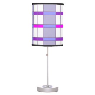 Geometric Shade Desk Lamp