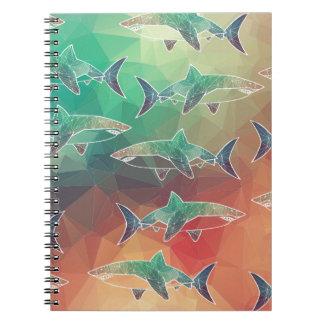 Geometric Sharks Notebooks