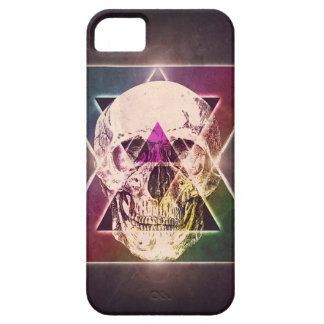 Geometric skull case for the iPhone 5