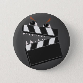 Geometric Slate sticker 2 Inch Round Button