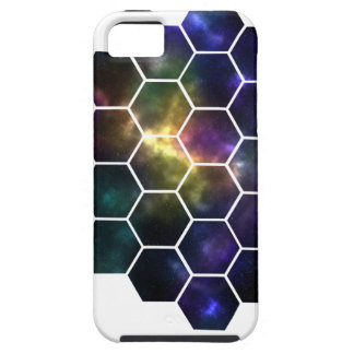 geometric space iPhone 5 cover