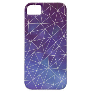 Geometric Space iPhone 5 Covers