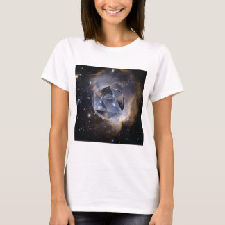 Geometric star cluster T-Shirt