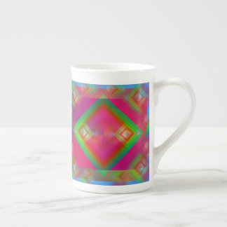Geometric Tea Cup