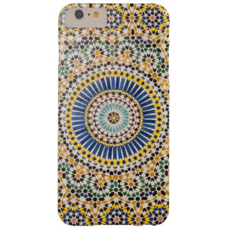 Geometric tile pattern, Morocco Barely There iPhone 6 Plus Case