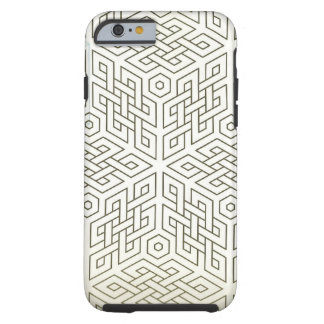 Geometric Tough iPhone 6 Case