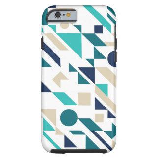 Geometric Tough iPhone 6 Case