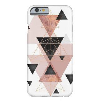 Geometric Triangle Design Phone Case