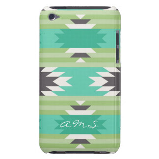 Geometric tribal aztec andes hipster navaj pattern iPod touch cases
