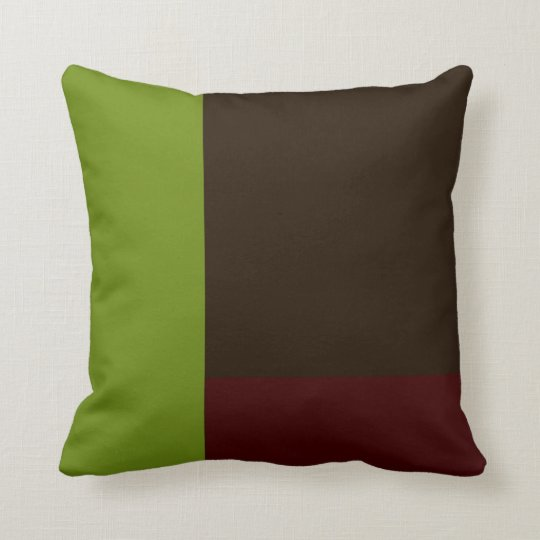 Geometric Trio Pillow