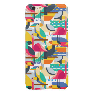 Geometric Tropical Birds