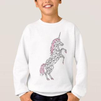 Geometric Unicorn Sweatshirt