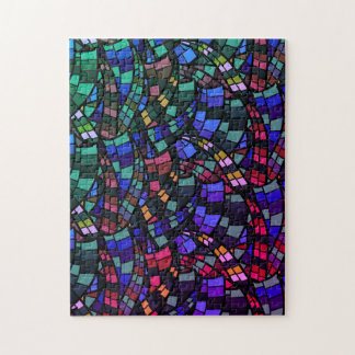 Geometric Vision Jigsaw Puzzle
