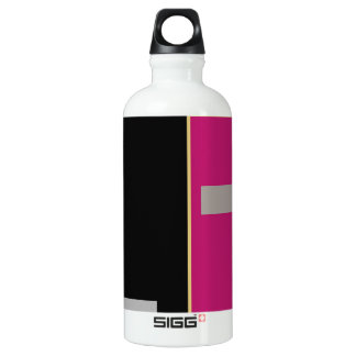 Geometric Water Bottle