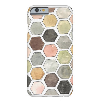Geometric water color case
