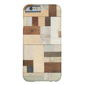Geometric Wooden iPhone 6 case