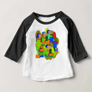 geometrical figures baby T-Shirt