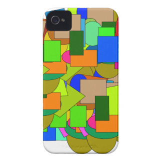 geometrical figures Case-Mate iPhone 4 case