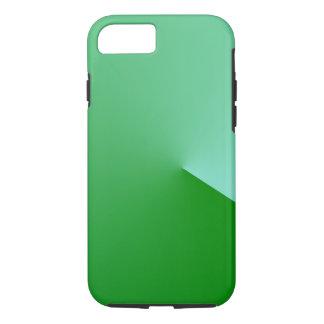 Geometrical Green 3 Geometric Iphone Case