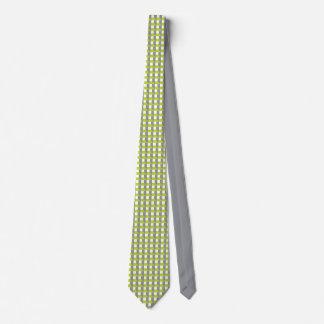 Geometrical modern tie