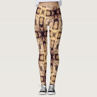 Geometrical Shapes Leggings