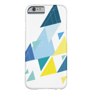 Geometrical style barely there iPhone 6 case
