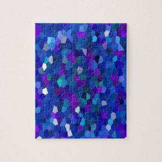 Geometrically mosiacally speaking... jigsaw puzzle
