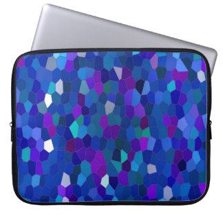 Geometrically mosiacally speaking... laptop sleeve