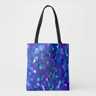 Geometrically mosiacally speaking... tote bag