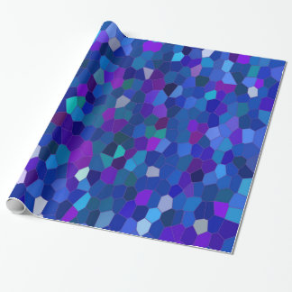 Geometrically mosiacally speaking... wrapping paper
