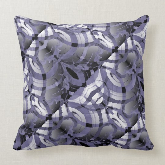 geometry7 throw pillow