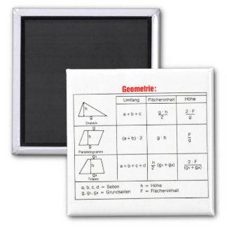 Geometry 1 magnet