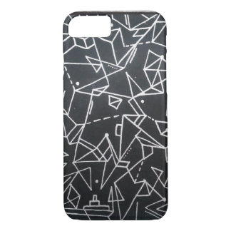 Geometry action iPhone 7 case