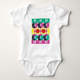 Geometry Baby Bodysuit