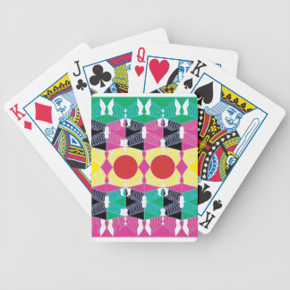 Geometry Bicycle Playing Cards