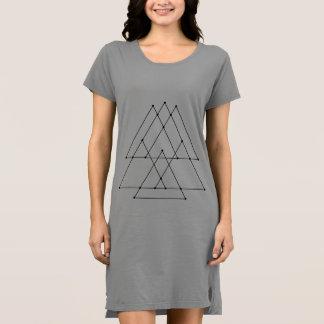 Geometry by Donny Arcade Dress