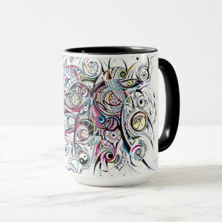 geometry Combo Mug