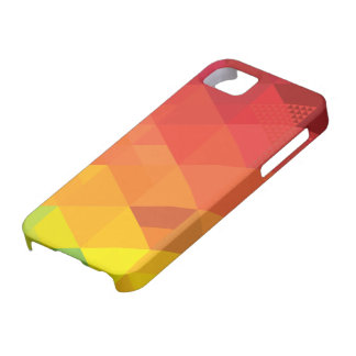 Geometry in Technicolor iPhone 5 Covers