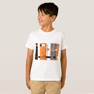 Geometry inspiration Happy T-Shirt