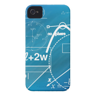 Geometry iPhone 4 Covers
