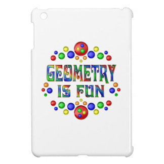 Geometry is Fun Case For The iPad Mini