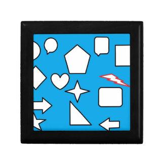 Geometry is my life trinket boxes