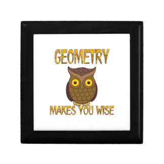 Geometry Makes You Wise Gift Box