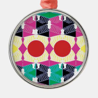 Geometry Metal Ornament