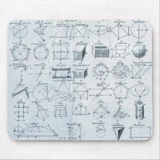 Geometry Mousepad